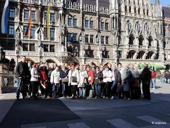 Ratusz w Monachium 1