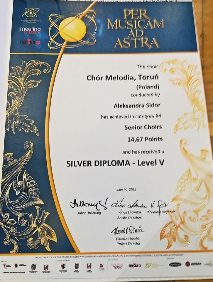 Srebrny Dyplom