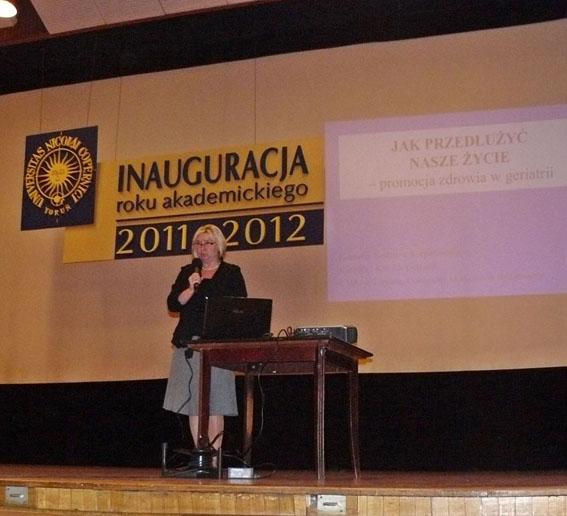 inauguracja 2011-12