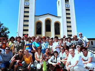 Medjugorie kościół  3jpg