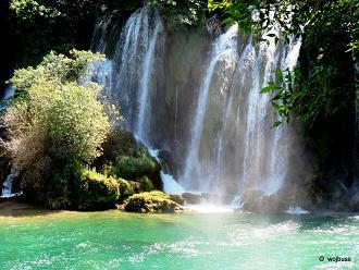 Wodospady  Kravica 9