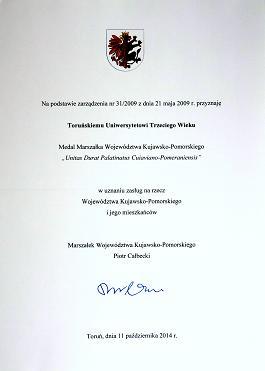 gala medal marszałek 3