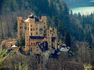 Pałac Hohenschwangau
