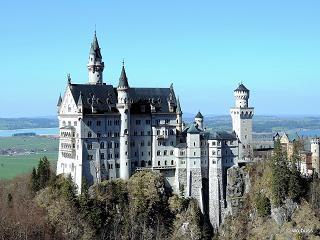 Pałac Neuschwanstein