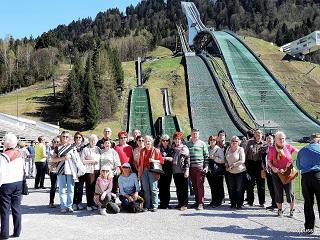 Skocznie w Garmisch-Partenkirschen