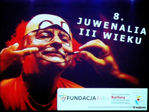 8 Juwenalia plakat