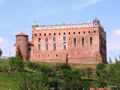 golubski zamek